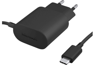MICROSOFT Type C AC-100E Black Travel Charger - (02745G7)