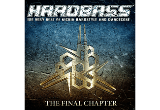 VARIOUS - Hardbass-The Final Chapter - (CD)