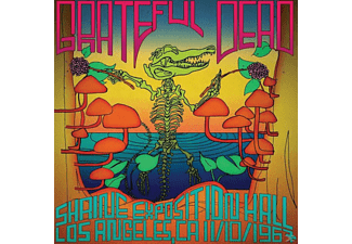Grateful Dead - Shrine Exposition Hall, Los Angeles, Ca 11/10/67 - (Vinyl)