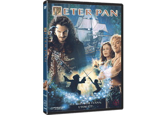 Peter Pan Familj DVD