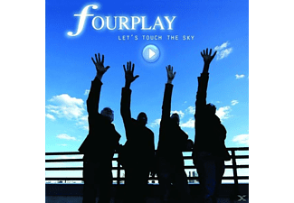 Fourplay - Let's Touch The Sky - (CD)