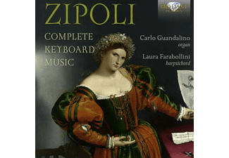 Laura Farabollini - Complete Keyboard Music - (CD)