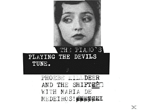 Phoebe Killdeer, Shift With Maria De Medeiros - The Piano's Playing The Devils Tune - (LP + Download)