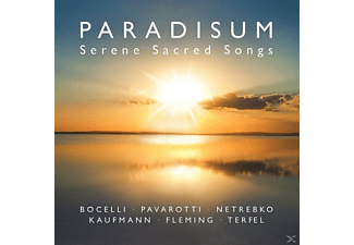 VARIOUS - Paradisum-Serene Sacred Songs [CD]