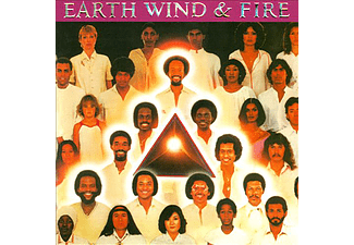 Earth, Wind & Fire - Faces (CD)