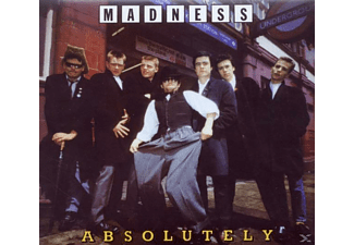 Madness - Absolutely - (CD)