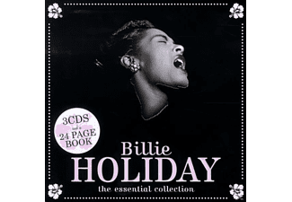 Billie Holiday - Billie Holiday - The Essential Coll [CD]