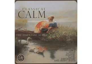 VARIOUS - Classical Calm - (CD)