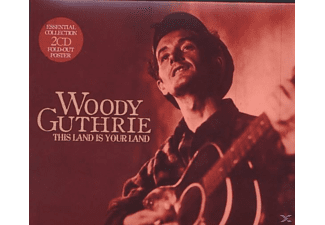 Woody Guthrie - This Land Is Your Land-Essential Collection - (CD)