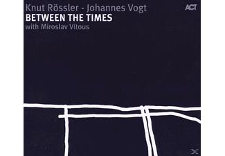 Knut Rössler, Rössler/Vogt/Vitous - Between The Times - (CD)