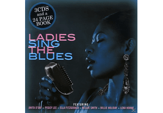 VARIOUS - Ladies Sing The Blues [CD]