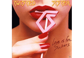 Twisted Sister - Love Is For Suckers (CD)