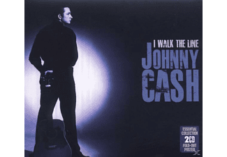 Johnny Cash - I Walk The Line-Essential Collection - (CD)