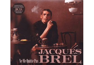 Jacques Brel - C'est Comme Ca-Essential Collection - (CD)