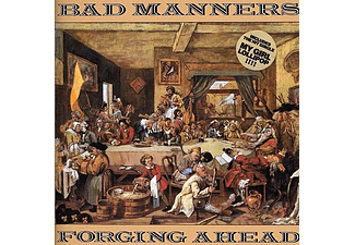 Bad Manners - Forging Ahead (CD)