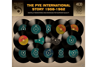 VARIOUS - The Pye Internationsl Story 1958-1962 - (CD)