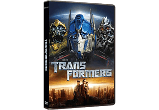 Transformers Action DVD