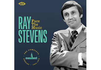 Ray Stevens - Face The Music-Complete Monument Singles 1965-19 - (CD)