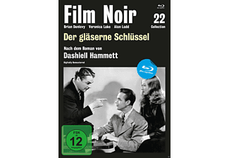 Film Noir Collection #22: Der gläserne Schlüssel - (Blu-ray)