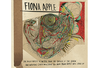Fiona Apple - The Idler Wheel Is Wiser Than the Driver of the Screw… (CD)