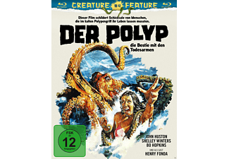 Der Polyp - Die Bestie mit den Todesarmen (Creature Feature Collection #4) - (Blu-ray)