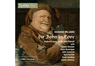 Jones,R./Bowden,P./Brannigan,O./Cameron,J./+ - Sir John In Love - (CD)