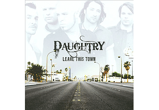 Daughtry - Leave This Town (CD)