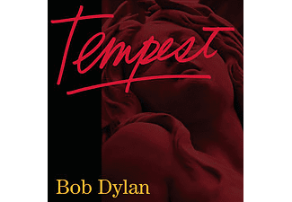 Bob Dylan - Tempest - Deluxe Edition (CD)