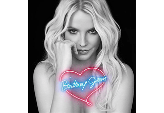 Britney Spears - Britney Jean - Deluxe Edition (CD)
