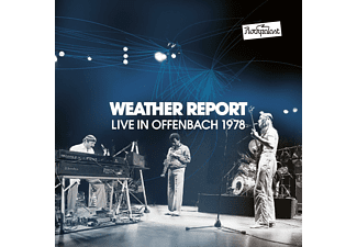 Weather Report - Live In Offenbach 1978 - (CD + DVD Video)
