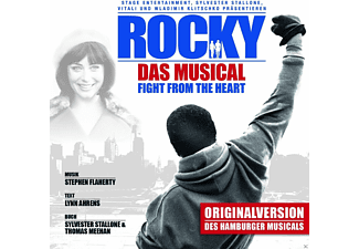 Various - Rocky-The Musical (Originalversion Hamburg) - (CD)