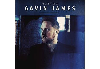 Gavin James - Bitter Pill - (LP + Bonus-CD)