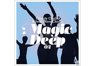 VARIOUS - Magic Deep 02 - (CD)