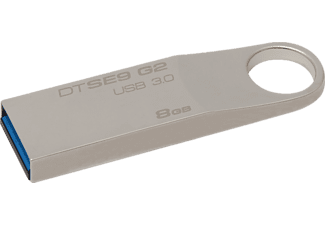 KINGSTON DATATRAVELER DTSE9G2 8 GB USB 3.0 USB Bellek