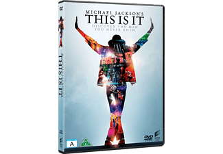 This Is It! DVD