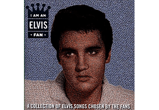 Elvis Presley - I Am an Elvis Fan (CD)