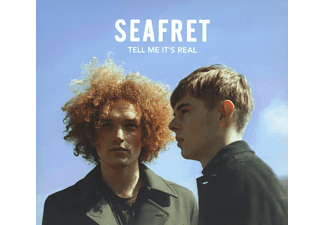 Seafret - Tell Me It's Real - (CD)
