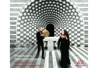 Various Composer, Ensemble Cosmedin - Psalm - (CD)