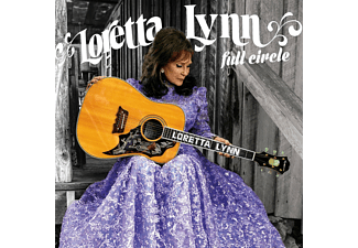 Loretta Lynn - Full Circle - (Vinyl)