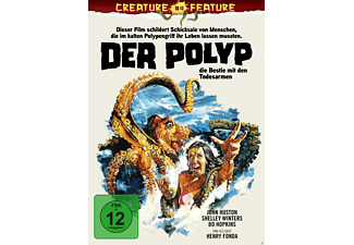 Der Polyp - Die Bestie mit den Todesarmen (Creature Feature Collection #4) - (DVD)