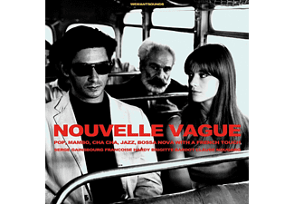 VARIOUS Nouvelle Vague CD