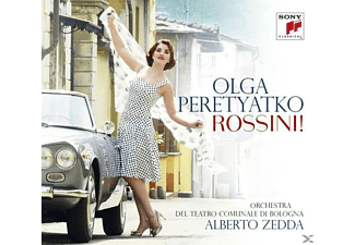 Olga Peretyatko - Rossini! - (CD)