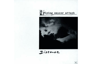 Flying Saucer Attack - Distance - (CD)