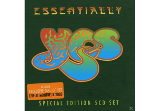 Yes - Essentially Yes (CD)