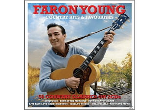 Faron Young - Country Hits & Favourites [CD]