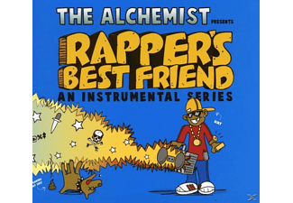 Alchemist - Rapper's Best Friend [CD]