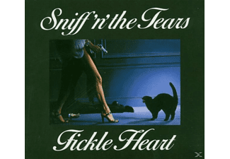 Sniff'n'the Tears - Fickle Heart - (CD)