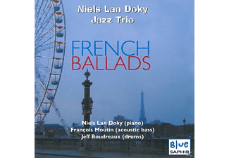 Niels & Jazz Trio Lan Doky - French Ballads [CD]