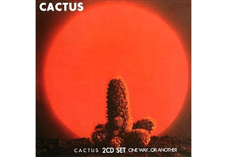 Cactus - Cactus / One Way... or Another (CD)