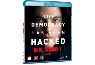 Mr Robot S1 Drama Blu-ray